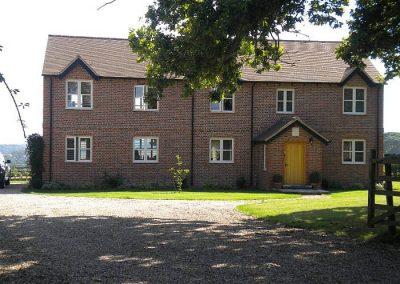 New House, Upton