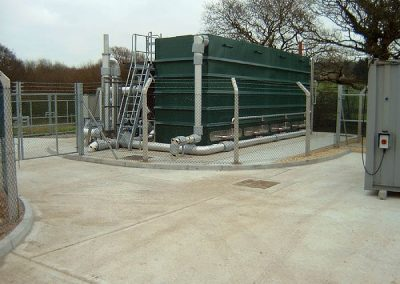 Chillerton Waste Water Treatment