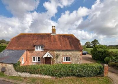Award winning Grade II Listed Farmhouse Havenstreet IW